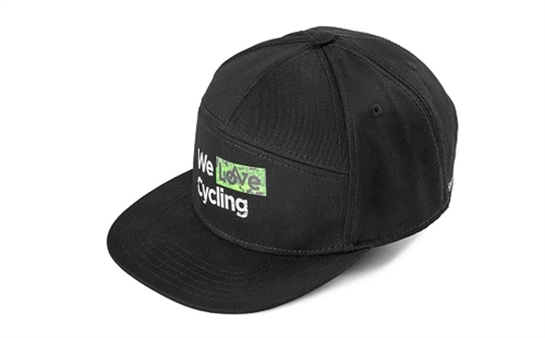 "Cap ""We love cycling"""