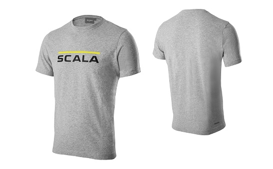 Herre T-shirt SCALA